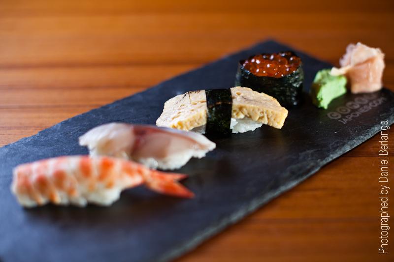 Curso de sushi avanzado