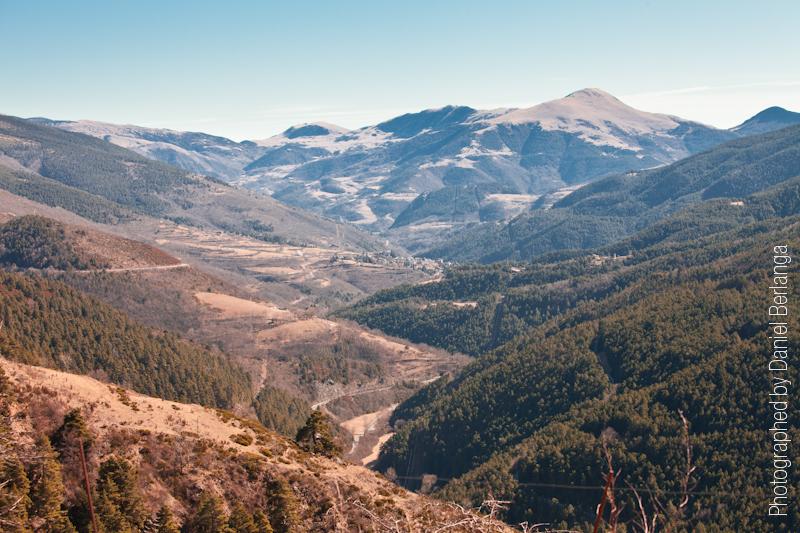 Camino a Puigcerdà