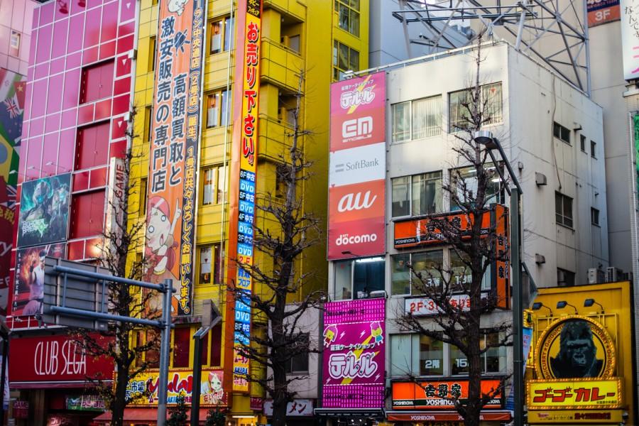 Las teleoperadoras invaden Akihabara