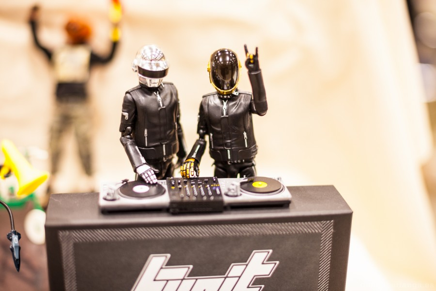 Daft Punk x Wonder Festival