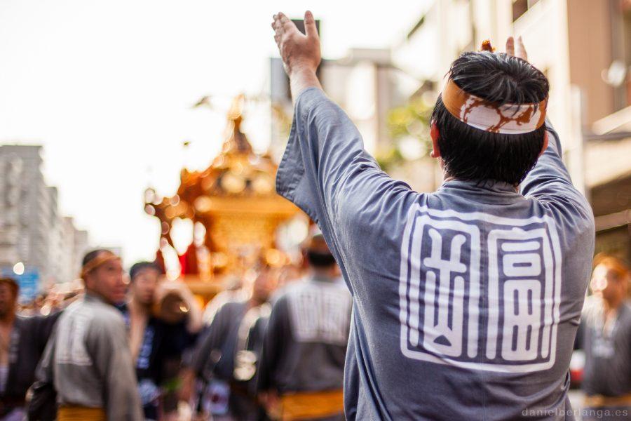 Fukugawa Hachiman matsuri