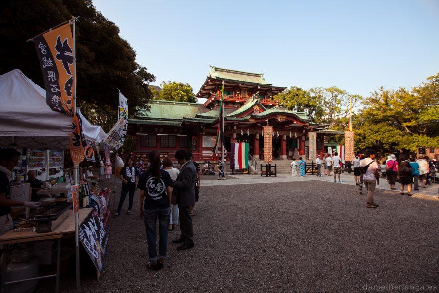 Templo Tomioka Hachiman